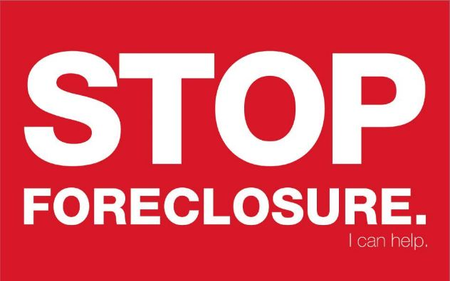 Stop Foreclosure - save your credit