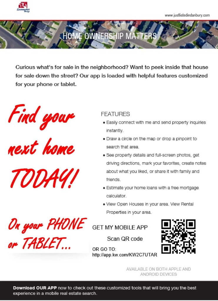 Mobile Home Search App