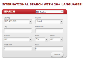 Global Property Search With Multiple Languages