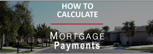 how to calculate mortgage banner