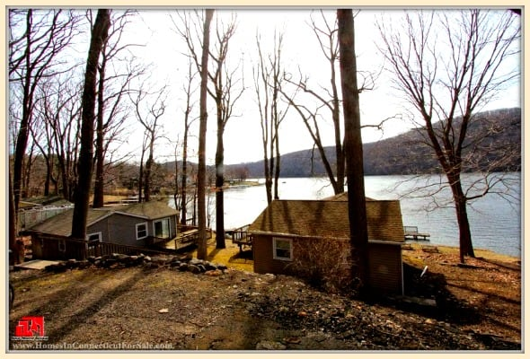 Do you love to have fun during summer? Then this lovely 3 bedroom lakefront home for sale in Danbury CT is perfect for you!