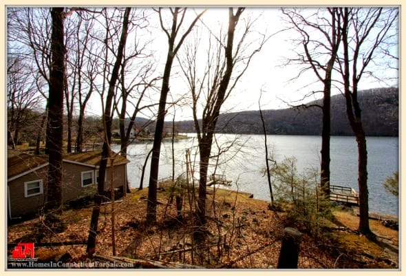 Candlewood Lake Front Home For Sale