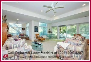 Convenience, comfort, style and elegance are yours in this New Milford CT home for sale.