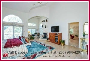 You will be proud to call this stunning 4 bedroom home for sale in New Milford CT your own the moment you step inside and gaze into the beautiful interiors.