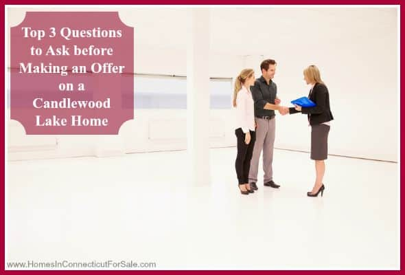 Top 3 questions to ask before making an offer on a for Things to ask when building a house