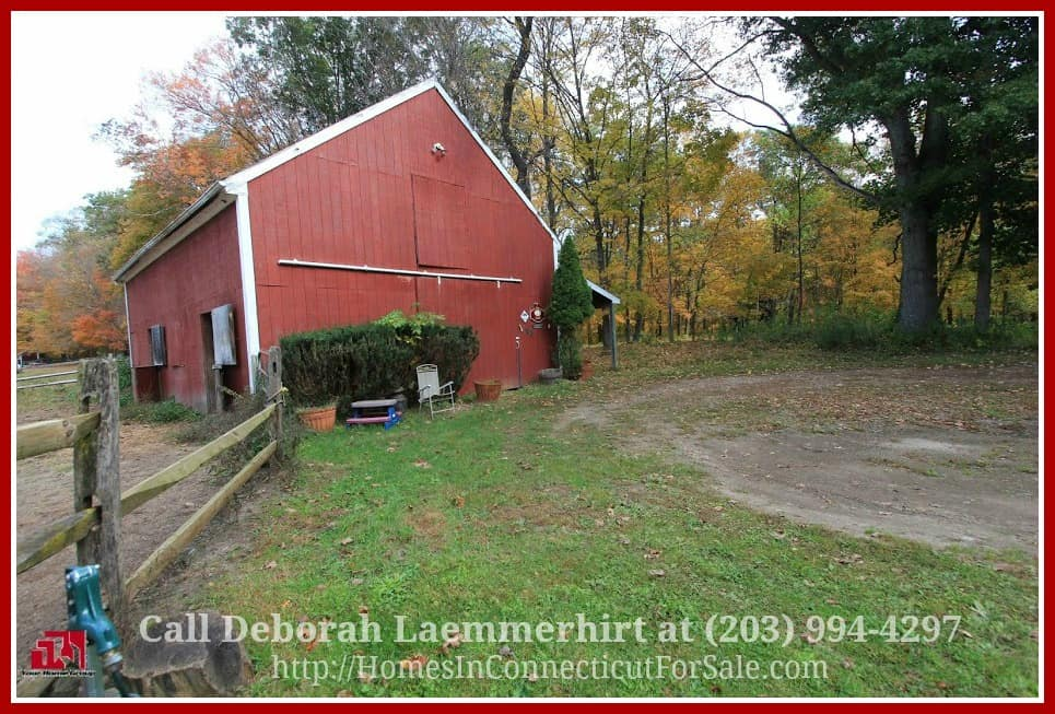 Gaylordsville 4 bedroom equestrian property for sale in for Barn homes for sale in ct