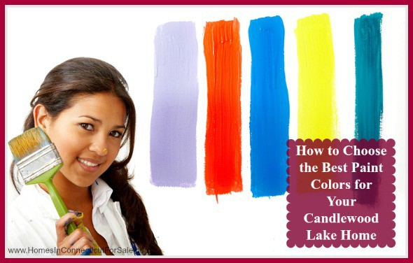 Read on and know what color pallete is appropriate for your Candlewood Lake home.