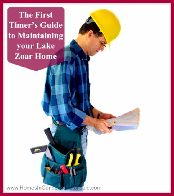Maintain the top quality and shape of your Lake Zoar real estate with these 4 helpful tips.