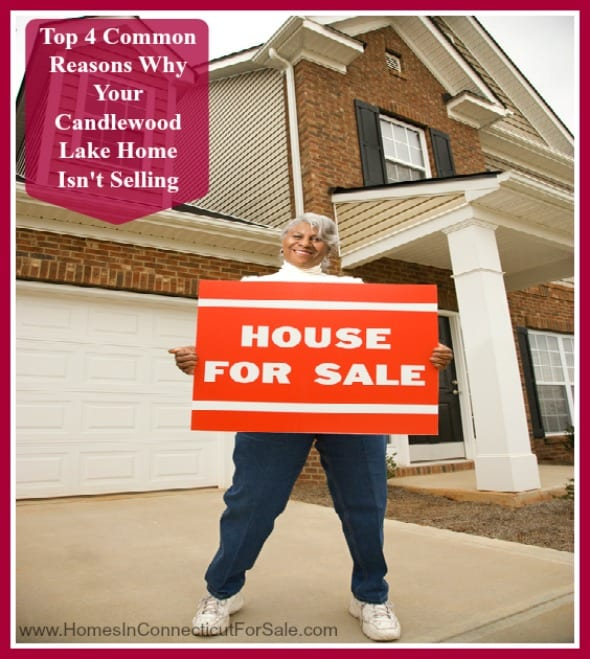 Has your Candlewood Lake home for sale been sitting in the market for quite a while now? You may want to look into these factors.