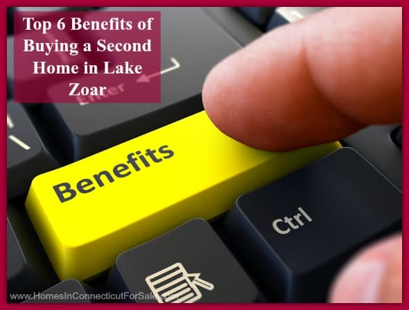 Top 6 Advantages Of Investing In A Second Home In Lake Zoar