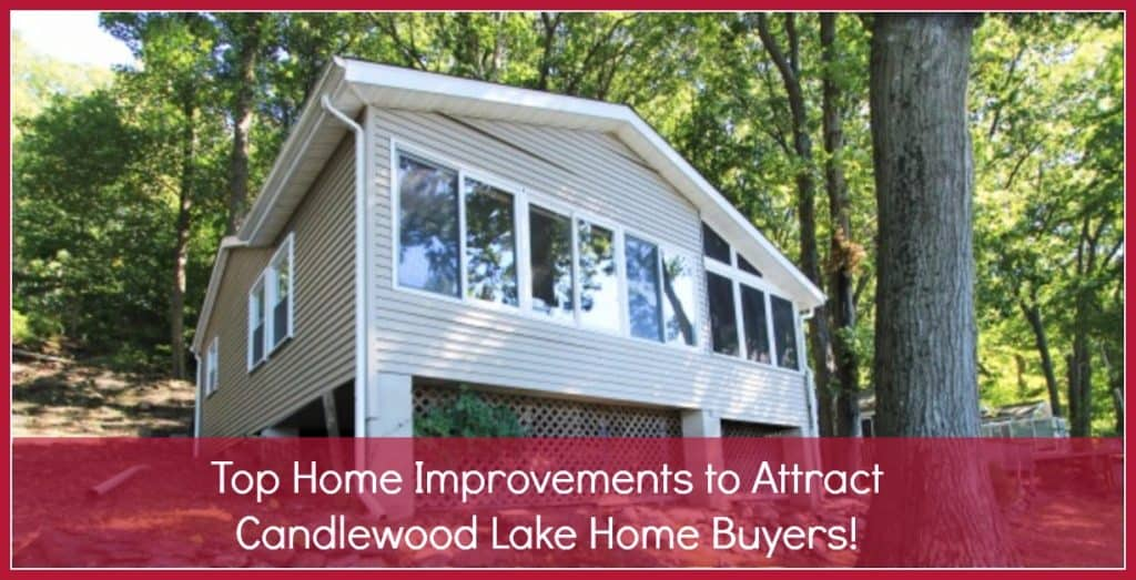 Lakefront Homes for Sale in Candlewood Lake CT