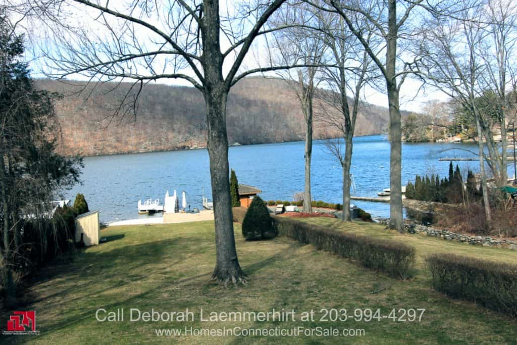 Danbury City Waterfront Home