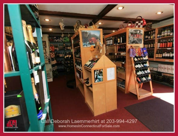 New Milford CT Business opportunity : Wine Store for Sale -