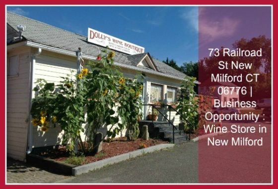 Business opportunity : Wine Store for Sale in New Milford CT