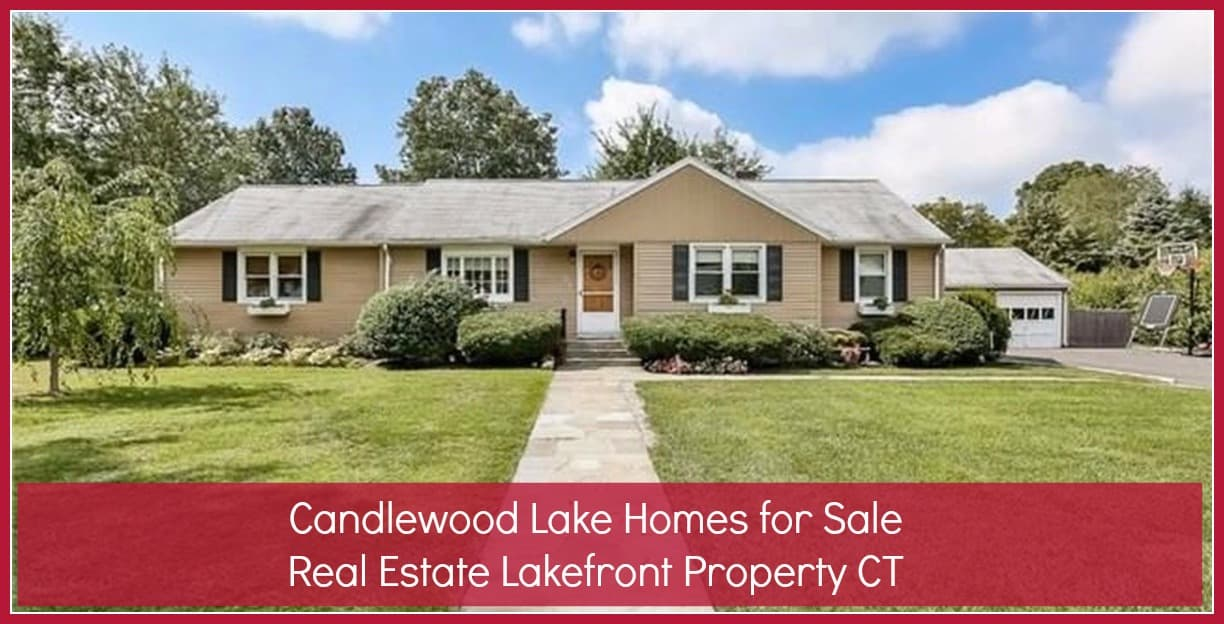 Candlewood lake homes for sale for Lake house property