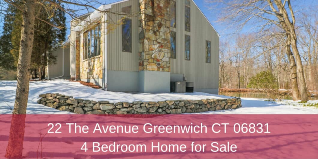 Homes for Sale in Greenwich CT