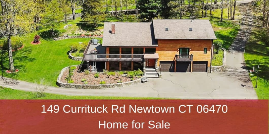 Homes for Sale in Newtown CT