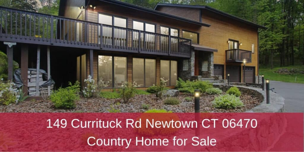 Newtown CT Homes for Sale