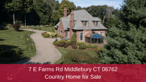 Country Home for Sale in Middlebury